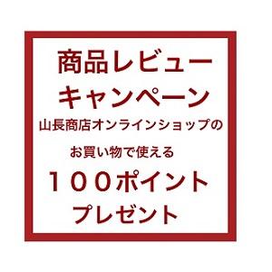 商品レビュー投稿キャンペーンのお知らせ